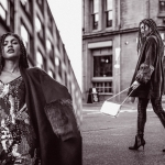 Samio French Connection Festive Partywear Staples Lookbook Manchester