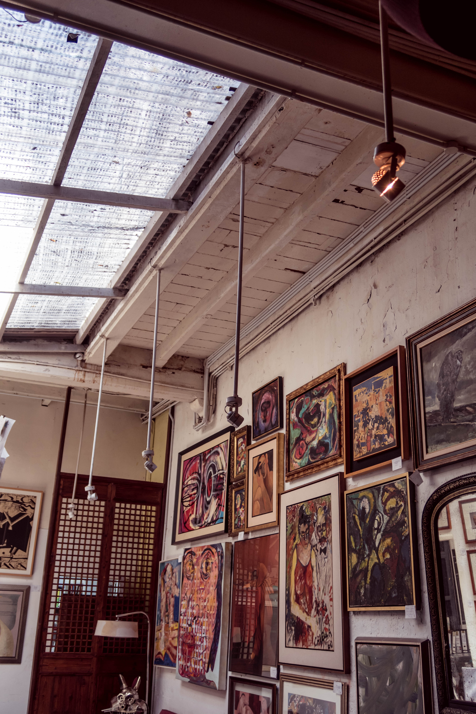 China House Penang Wall Art