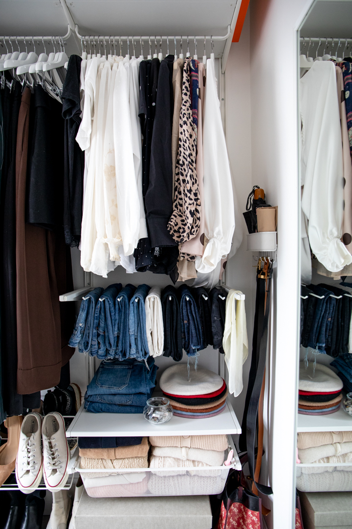 How to curate your wardrobe and find your style