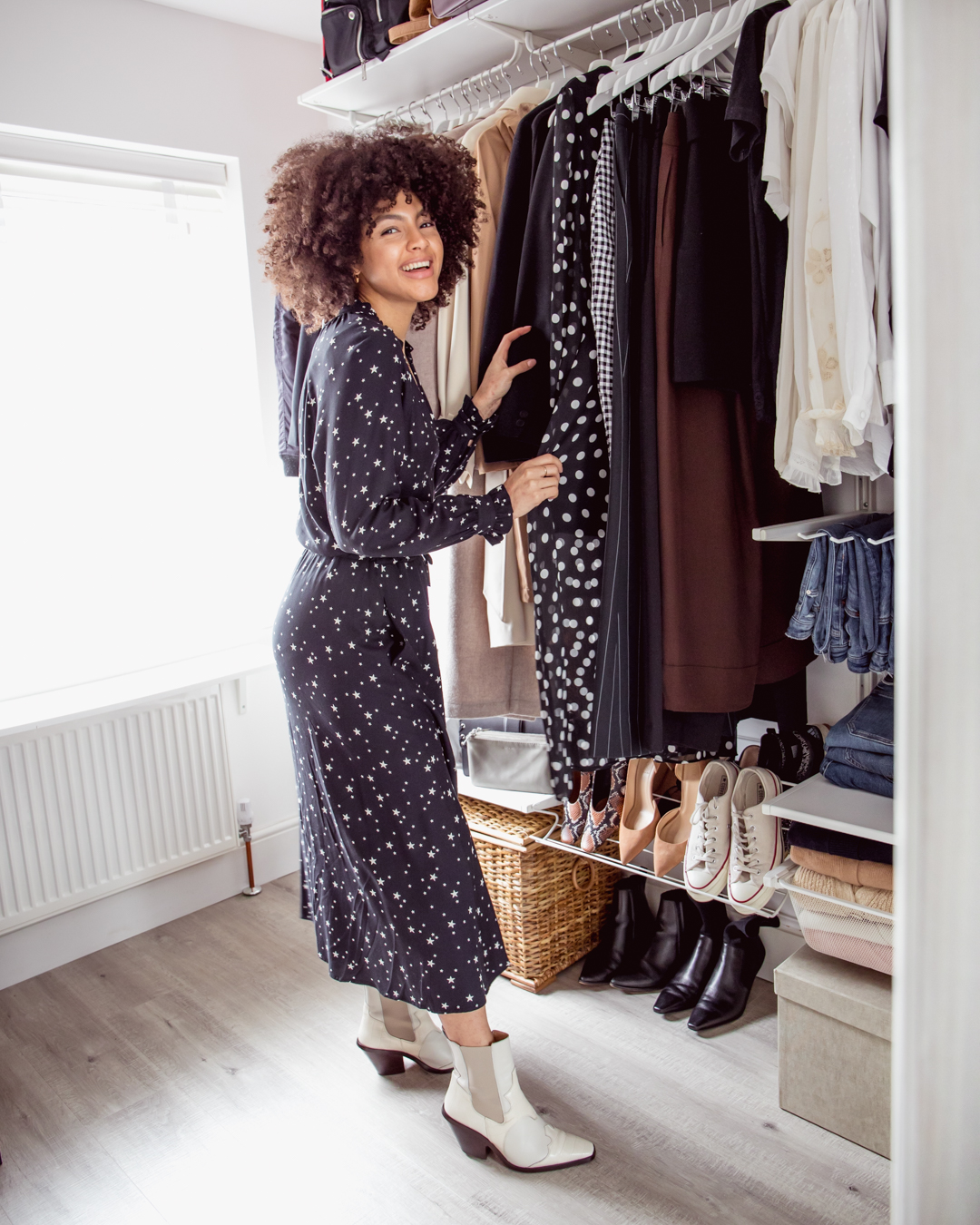 How to declutter your wardrobe Samio
