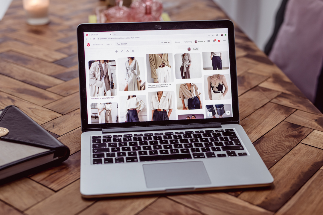 How to find your style using Pinterest
