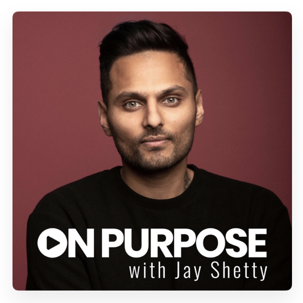 On Purpose with Jay Shetty Podcast Review