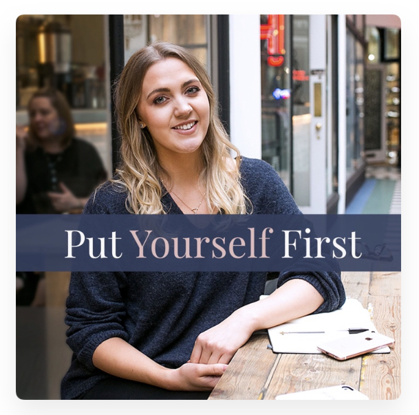 Put Yourself First by Kat Horrocks Podcast Review